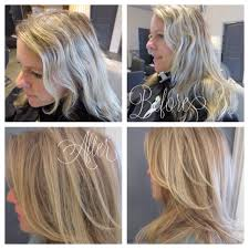 ALL about blonde highlights
