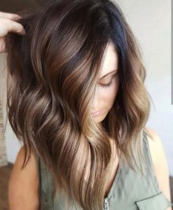 the thick highlights are what will work best for you