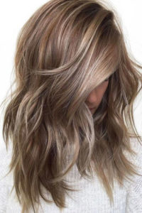 golden blonde tones or copper tones