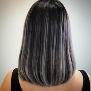 platinum silver highlights