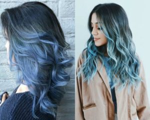Best Blue Highlights 2018 Photo Ideas Step By Step