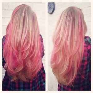 Types of Pink Highlights