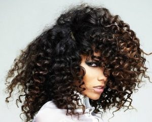 Best Curly Hair Highlights 2018 Photo Ideas Step By Step