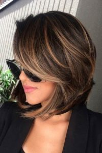 You have multiple options to enhance your beauty with highlights for your short hair
