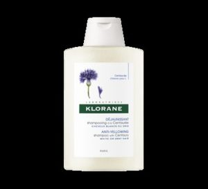 klorane silver highlights shampoo