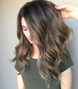 multidimensional tone for your hair highlights