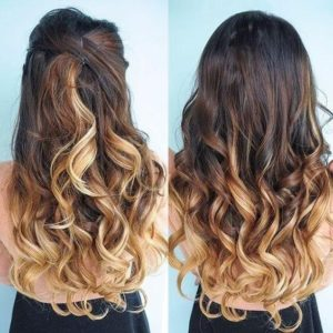 Do you want a color change but look as natural as possible with you highlight hair?