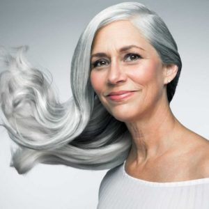 Tips to take care of platinum and gray hair