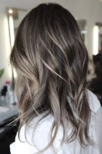 Any type of hair will benefit from this beautiful technique