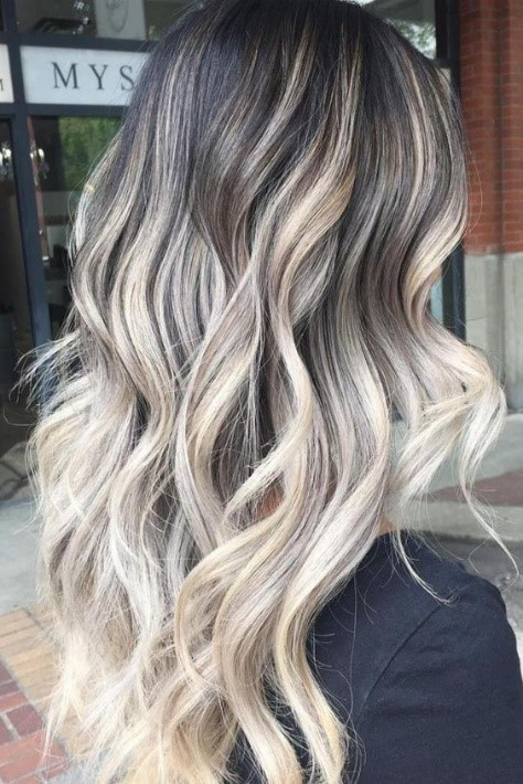 Best Ash Blonde Highlights 2019 161 Photo Ideas Amp Step By Step