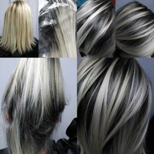 Asian hair dyes