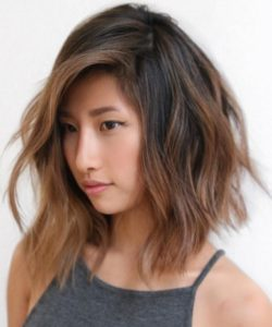 Best Asian Hair With Highlights 2018 Photo Ideas Step By Step