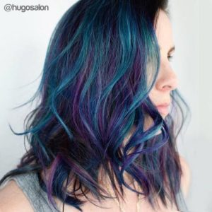 Go wild when getting your highlights
