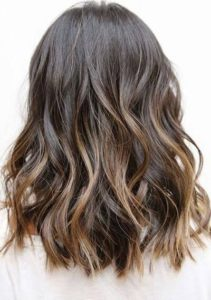 Golden Beachy Waves