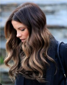 Great help to make your ombre highlights