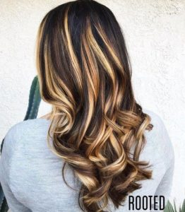 Highlights or balayage