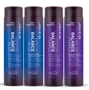 How blue/purple shampoo can be your savior