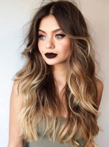 How to get ombre highlights