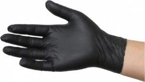 Plastic gloves