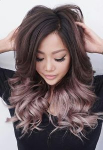 Styles derived from ombre
