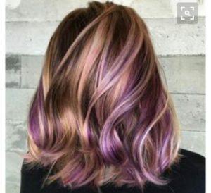 Subtle color can be adding pastel color