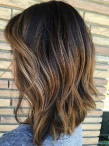 Subtle highlights have a wide range of options