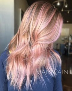 color to you dirty blonde highlights