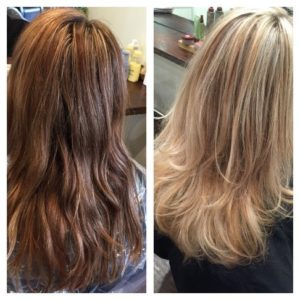 difference between full highlights and partial highlights