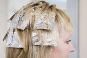 fashion and the foil highlights